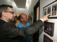 Traian Basescu la Nasul Tv