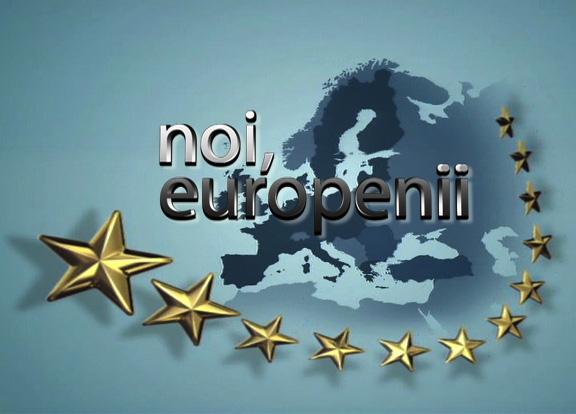 Noi, europenii - Înregistrări emisiuni
