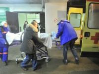 polistist ranit intr-un atentat cu bomba