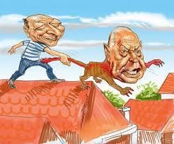 Sa ne radem cu si de intelctualii nostri - azi Alina Mungiu sau Ropmania curat murdara!!! Caricatura-varan
