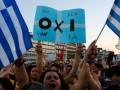 grecia - nu - oxi
