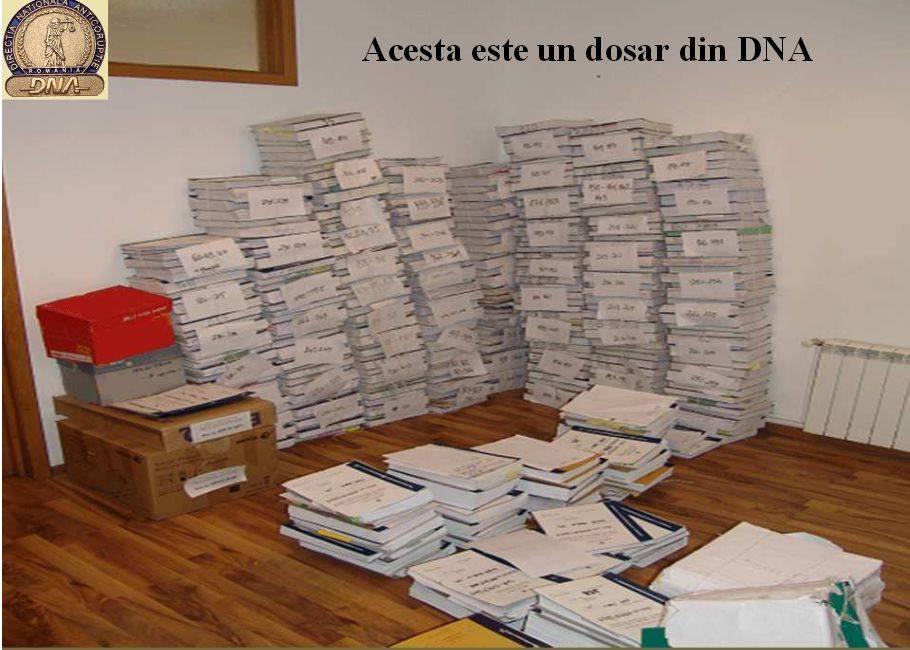 dosar DNA