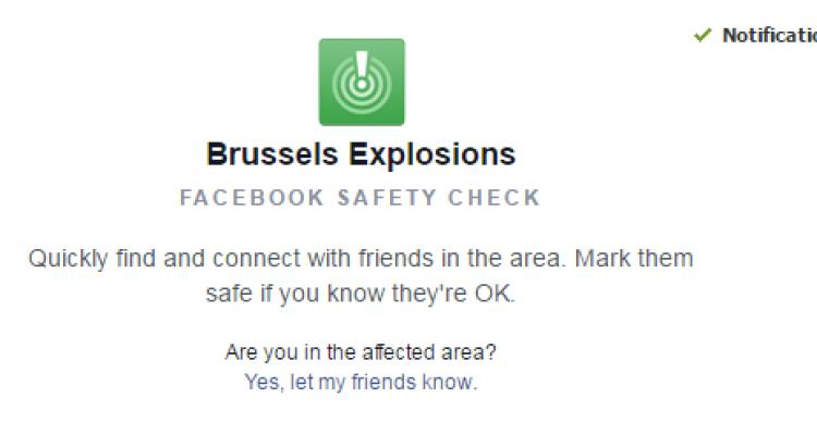 fecebook Safety Check
