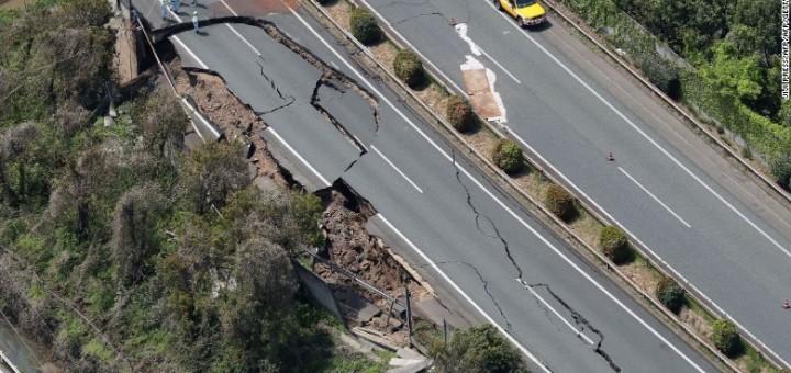 JAPONIA DUPĂ CUTREMUR: Bilanț NEGRU | Cel puțin 41 morți și peste ...