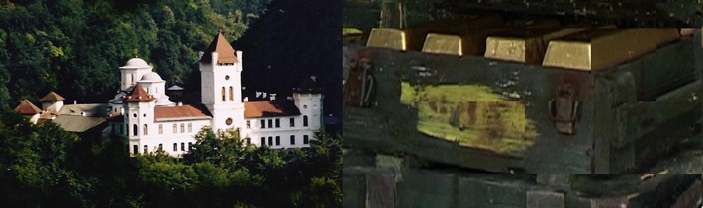 manastirea tismana-tezaur