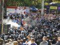 chisinau - gaze lacrimogene