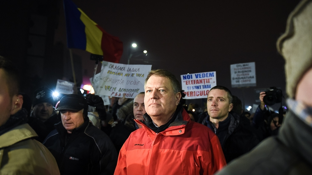 iohannis-proteste